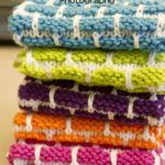 Ballband Dishcloth by Peaches and Creme Design Team via Ravelry